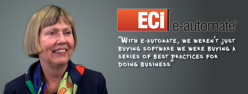 ECi office equipment management software customer